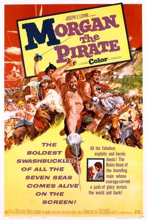 Morgan, the Pirate