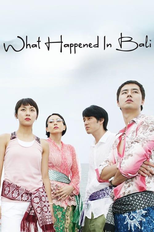 Something Happened in Bali