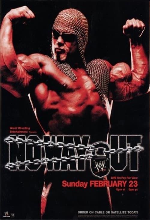 WWE No Way Out 2003