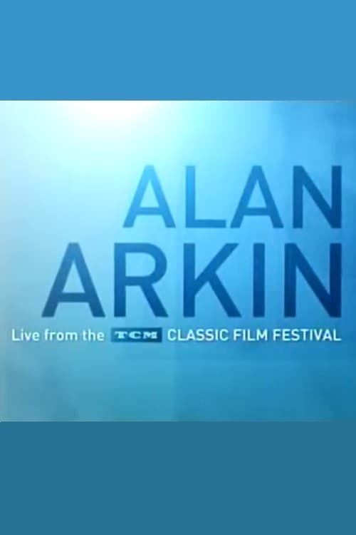 Alan Arkin: Live from the TCM Classic Film Festival
