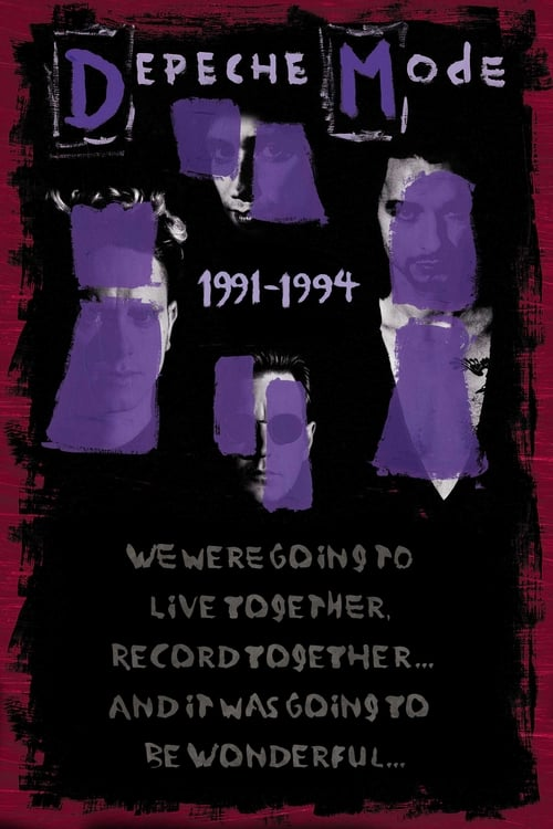 """Depeche Mode: 1991–1994 """"We Were Going to Live Together, Record Together… and It Was Going to Be Wonderful…"""""""