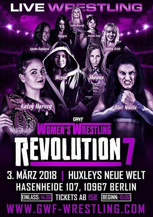 GWF Women's Wrestling Revolution 7