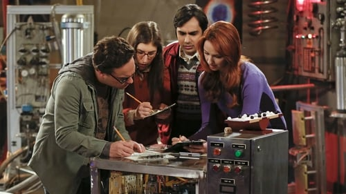 Watch The Big Bang Theory S8E16 in English Online Free | HD