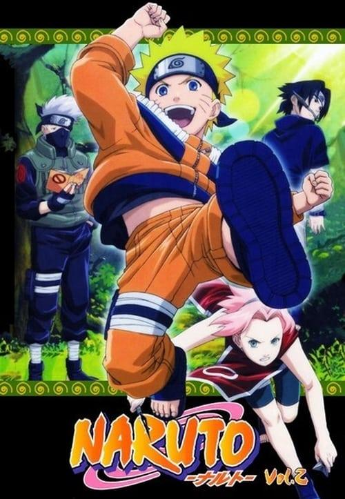 Watch Naruto Season 2 in English Online Free