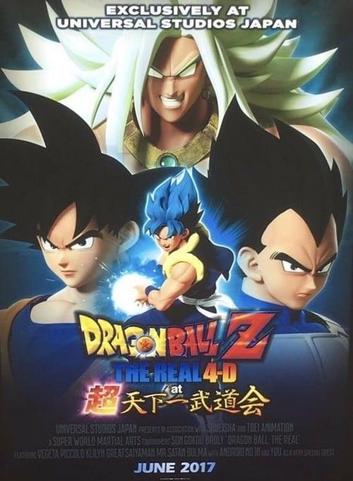 Dragon Ball Z: The Real 4-D at Super Tenkaichi Budokai