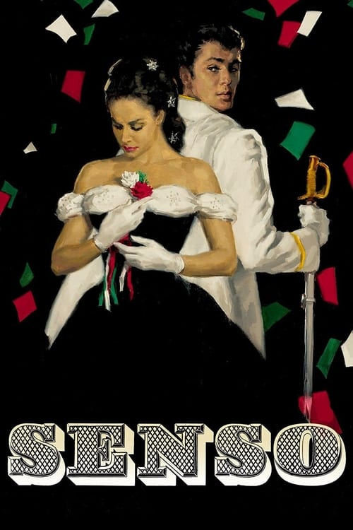 Watch Senso (1955) in English Online Free