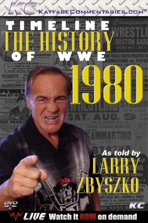 Timeline: The History of WWE – 1980 – As told By Larry Zybszko