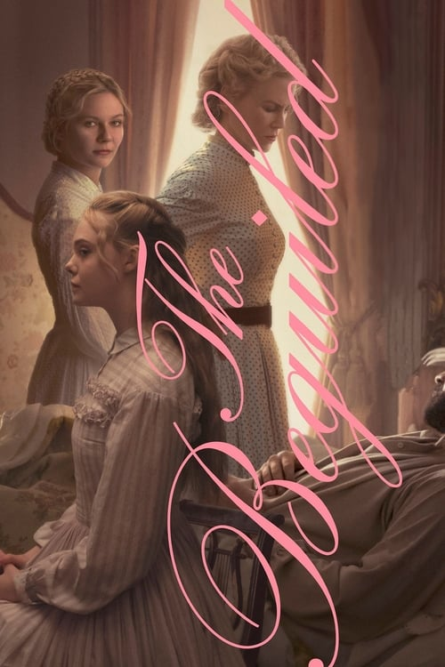 The Beguiled poster