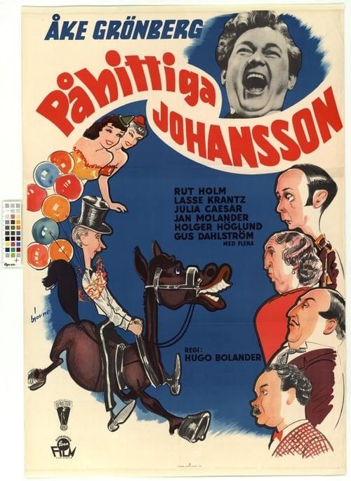Inventive Johansson