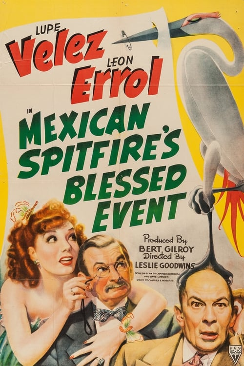 Mexican Spitfire's Blessed Event