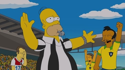 Watch The Simpsons S25E16 in English Online Free | HD