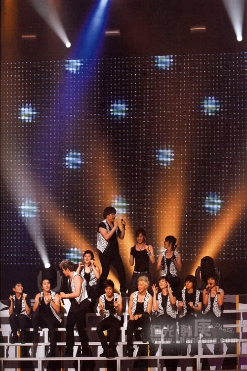 Super Junior - Live in Japan