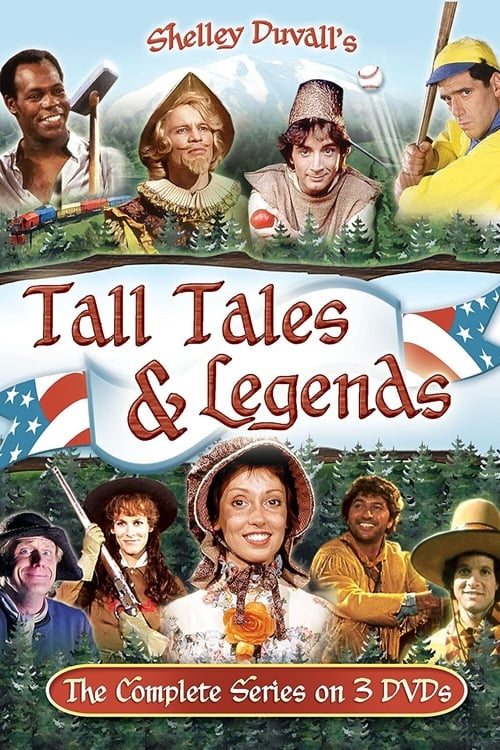 Tall Tales & Legends