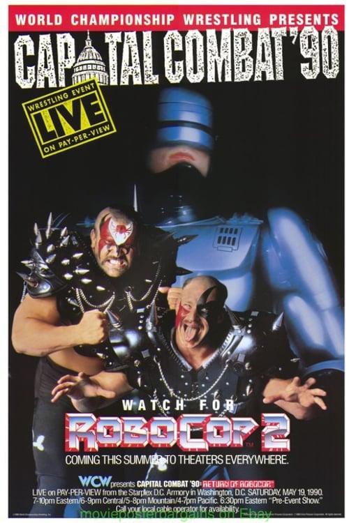 WCW Capital Combat: The Return of RoboCop