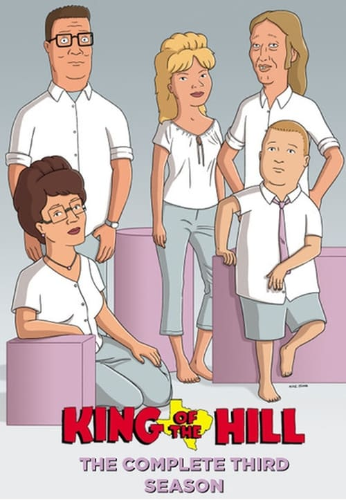 Watch King of the Hill Season 3 in English Online Free