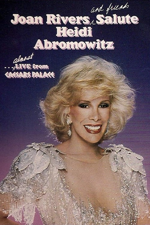 Joan Rivers and Friends Salute Heidi Abromowitz