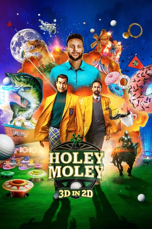 Season 3 - Holey Moley 3D in 2D