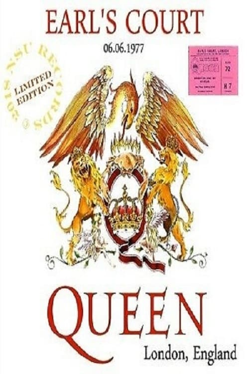 Queen: Live at Earl's Court Arena