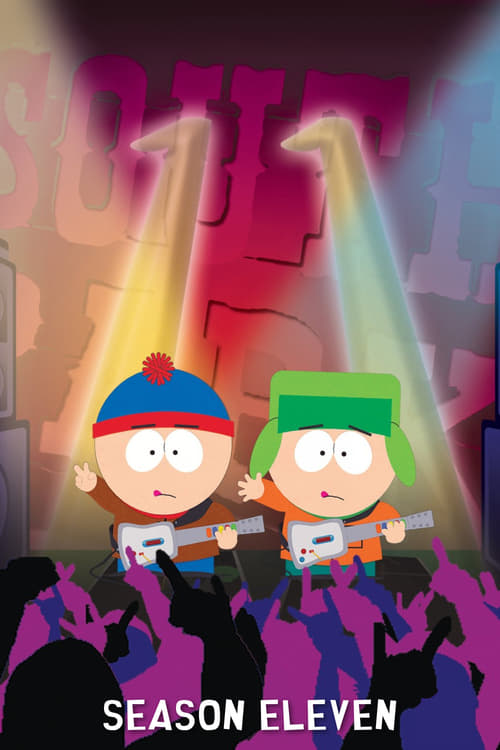 Watch South Park Season 11 in English Online Free