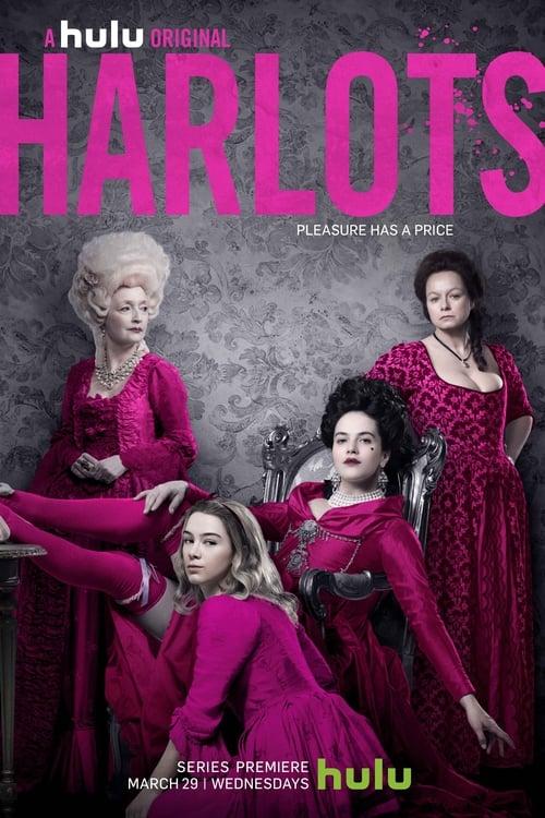 Watch Harlots (2017) in English Online Free | 720p BrRip x264