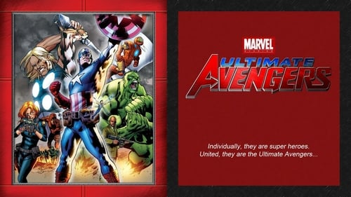 Ultimate Avengers Poster