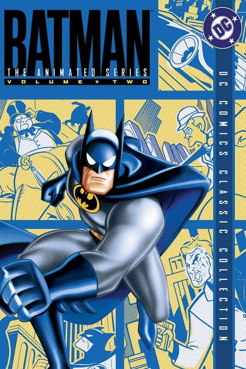 Season 2: The Adventures of Batman & Robin