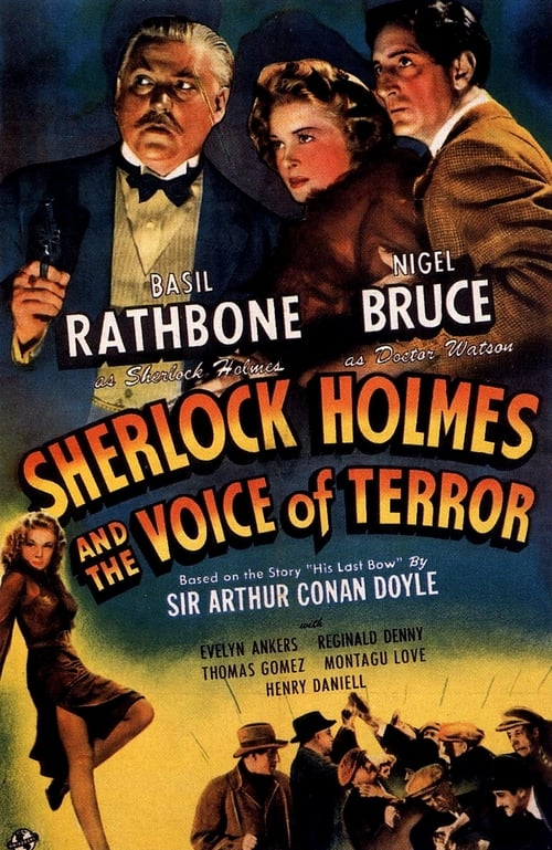 Sherlock Holmes and the Voice of Terror (1942) Torrents | Torrent ...