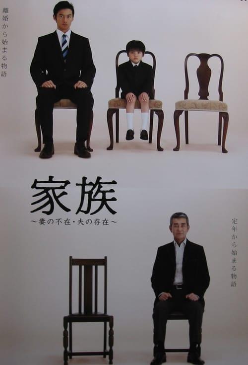 Kazoku-Tsuma Fuzai Oto no Sonzai