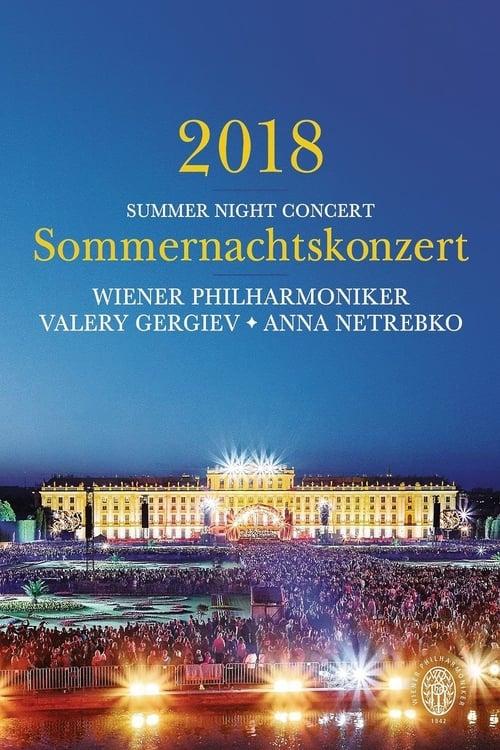 Summer Night Concert: 2018 - Vienna Philharmonic