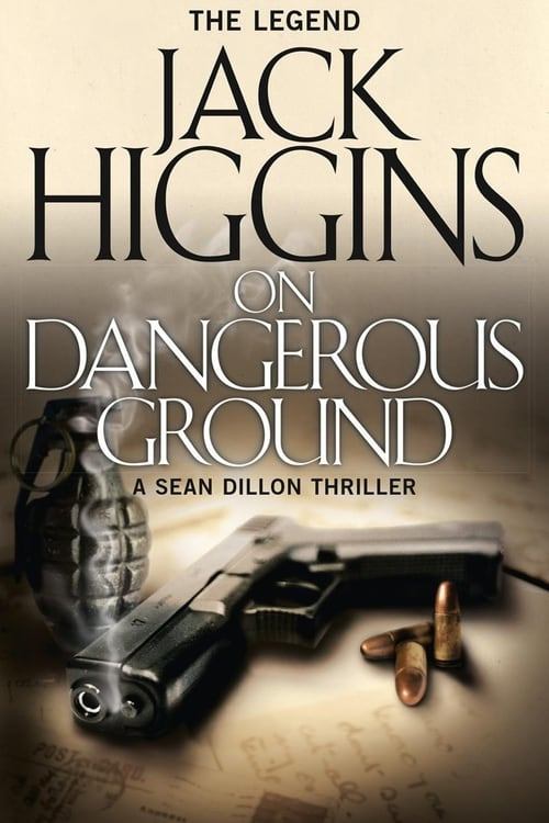 Largescale poster for On Dangerous Ground