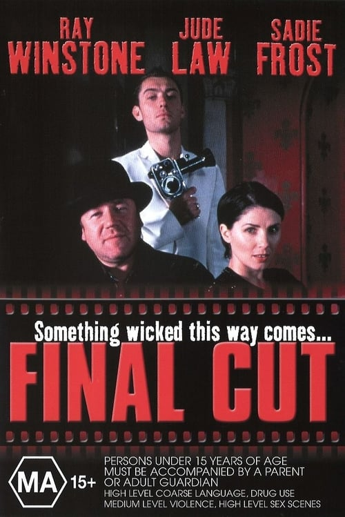 Final Cut poster