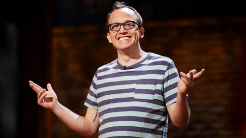 Chris Gethard: Career Suicide Poster