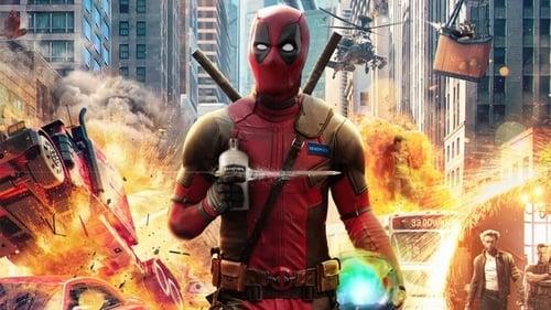 Deadpool 3 Poster