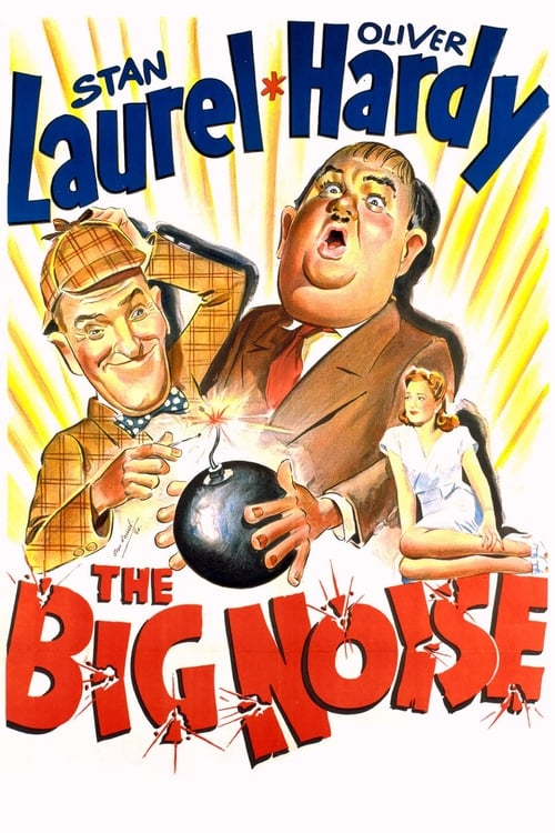 Watch The Big Noise Full Movie Download