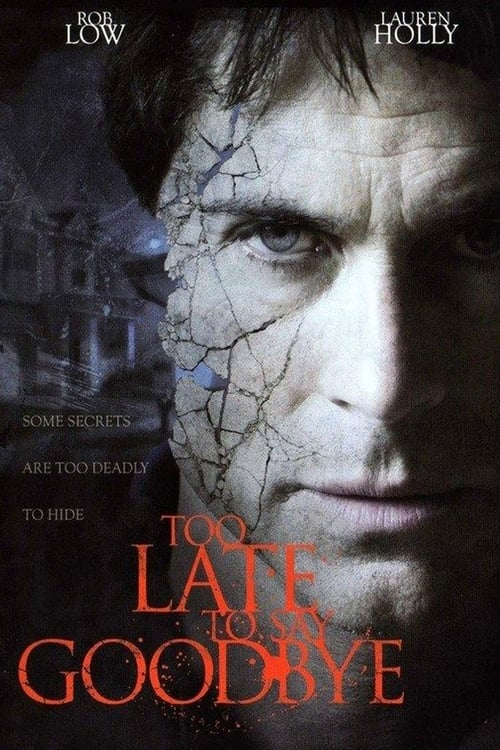Largescale poster for Too Late To Say Goodbye