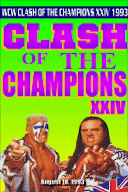 WCW Clash of The Champions XXIV