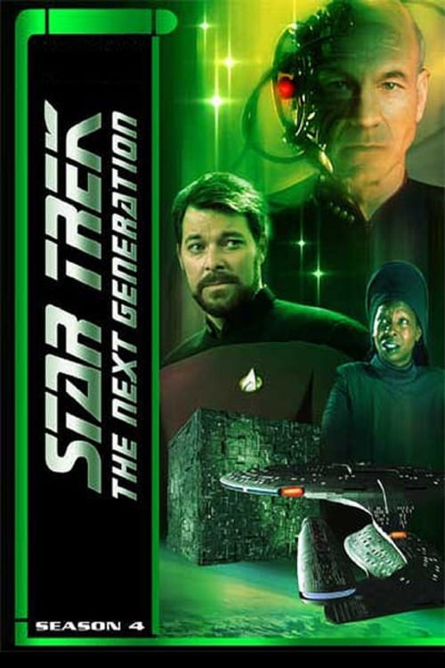 Watch Star Trek: The Next Generation Season 4 in English Online Free