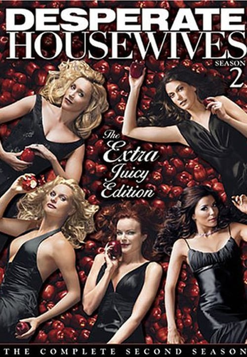Watch Desperate Housewives Season 2 in English Online Free