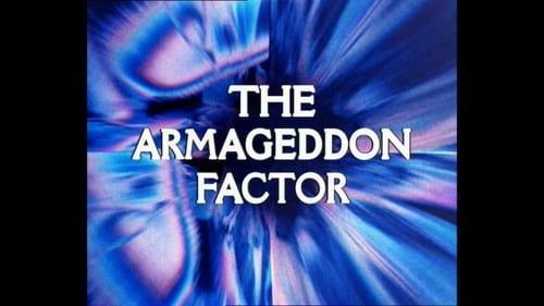 Doctor Who: The Armageddon Factor Poster