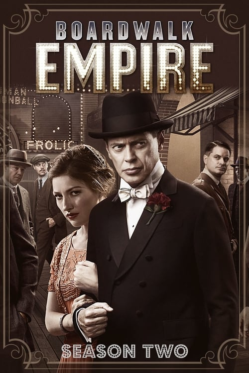 Watch Boardwalk Empire Season 2 in English Online Free