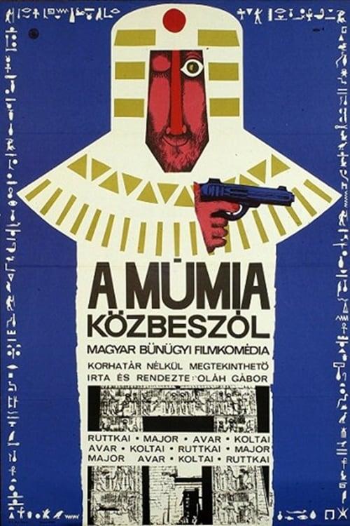 A múmia közbeszól