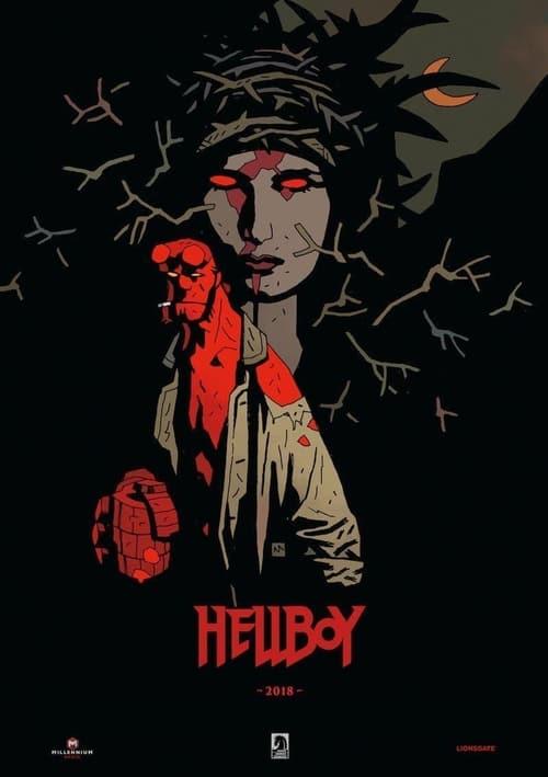 Watch Hellboy (2019) HD Movie Streaming