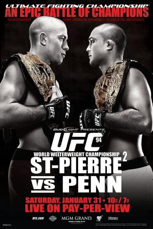 UFC 94: St-Pierre vs. Penn 2