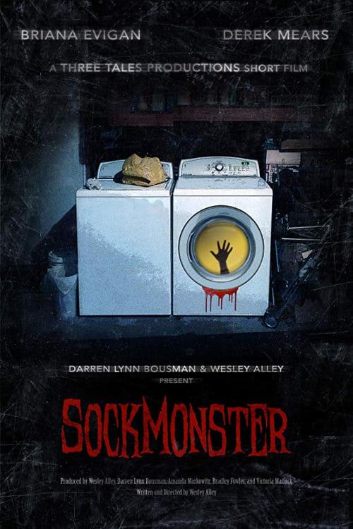 SockMonster poster