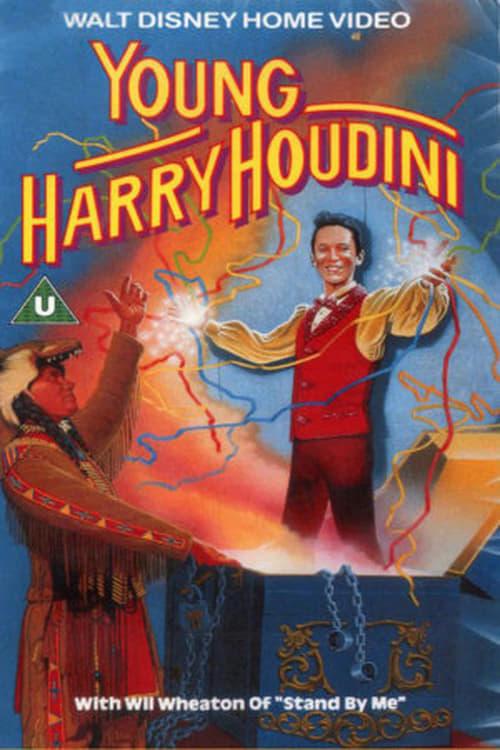 Young Harry Houdini