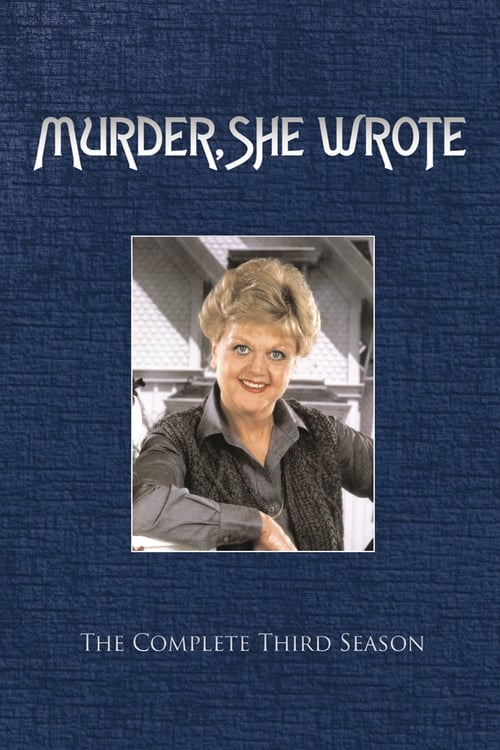 Watch Murder, She Wrote Season 3 Full Movie Download