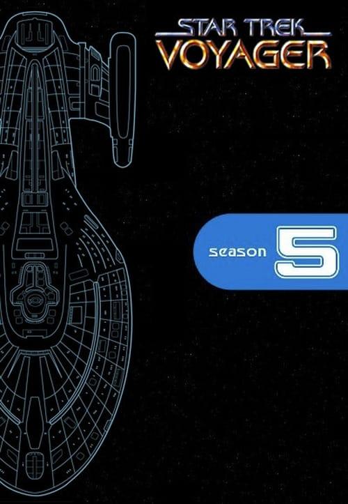Watch Star Trek: Voyager Season 5 in English Online Free