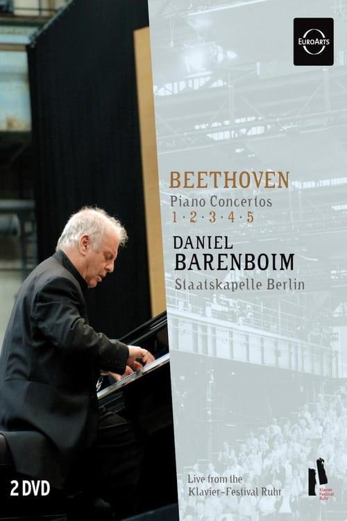 Daniel Barenboim: Beethoven - Piano Concertos 1-5