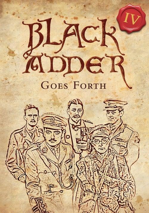 Blackadder poster