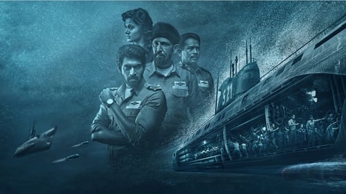 The Ghazi Attack (2017) Full Movie Watch Online